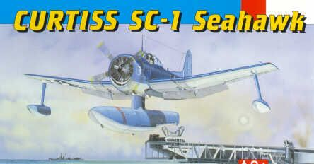 Smer 1/72 Curtiss SC-1 Seahawk # 0866
