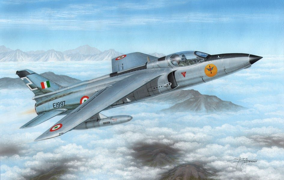"Special Hobby 1/72 Ajeet Mk.I ""Indian Light Fighter"" # 72370"