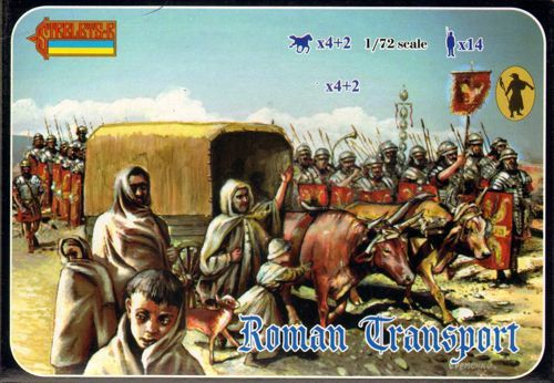 Strelets 1/72 Roman Transport # 116