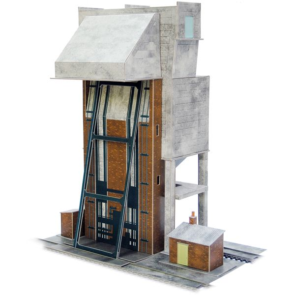 Superquick 1/72 Coaling Tower (A12) # 99011
