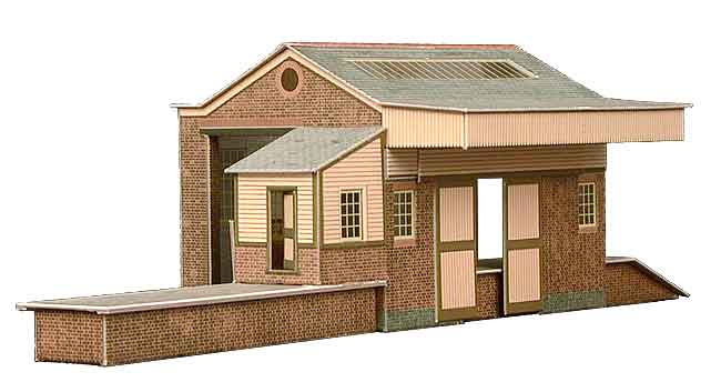 Superquick 1/72 Goods Depot (A7) # 99006