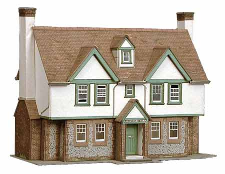 "Superquick 1/72 ""Greystones"" Farmhouse (B24) # 99024"