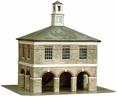 Superquick 1/72 Market House (B35) # 99035