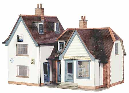 "Superquick 1/72 ""The Swan"" Inn (B21) # 99021"