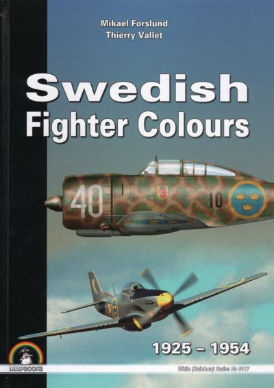 Swedish Fighter Colours 1925-1954