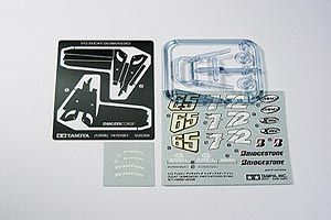Tamiya 1/12 Ducati Desmosedici Photo Etched Stand Set # 12606
