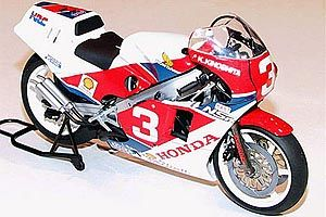 Tamiya 1/12 Honda NSR 500 Factory Colour # 14099