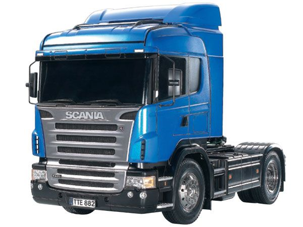 Tamiya 1/14 Scania R470 Highline # 56318