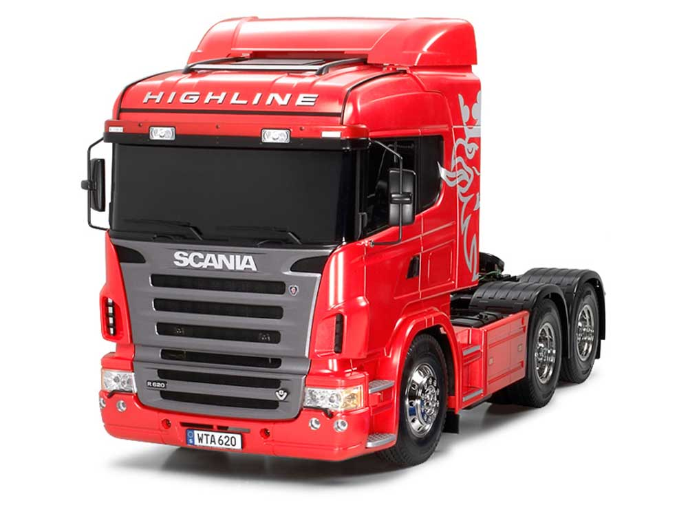 Tamiya 1/14 Scania R620 Highline 6x4 # 56323