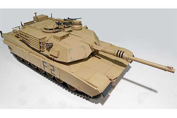 Tamiya 1/16 M1A2 Abrams U.S. Main Battle Tank (Display Model) # 36212