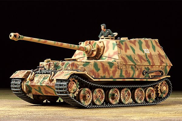 Tamiya 1/48 Elefant German Heavy Tank Destroyer # 32589