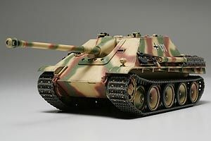Tamiya 1/48 Jagdpanther Late Version German Tank Destroyer # 32522
