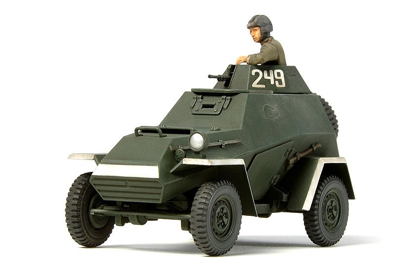 Tamiya 1/48 Russian Armored Car BA-64B # 32576