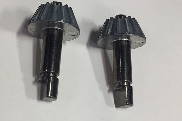 Tamiya - Bevel Gear Shaft # 9804180