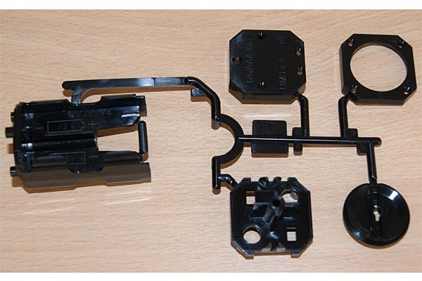 Tamiya - D Parts for Dancing Rider # 9004481