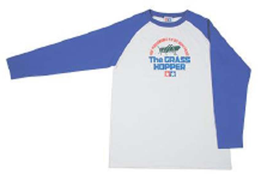 "Tamiya - (L) ""The Grasshopper"" T-Shirt with Long Sleeves # 66830"