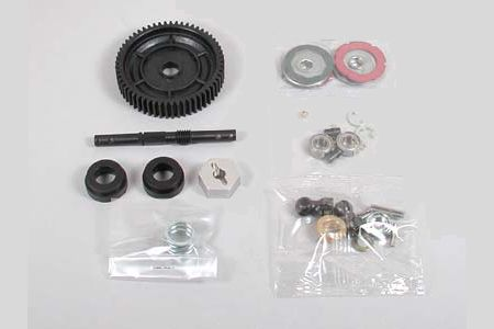 Tamiya - NDF-01 Slipper Clutch Set (DF-01) # 53855