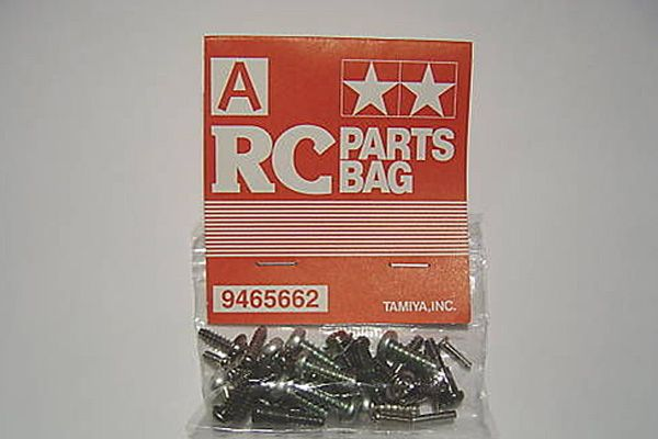 Tamiya - Screw Bag A for 58354 Frog # 9465662