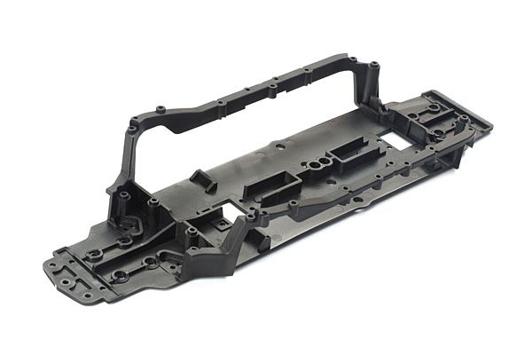 Tamiya - TB-05 Carbon Rein Lower Deck # 54825