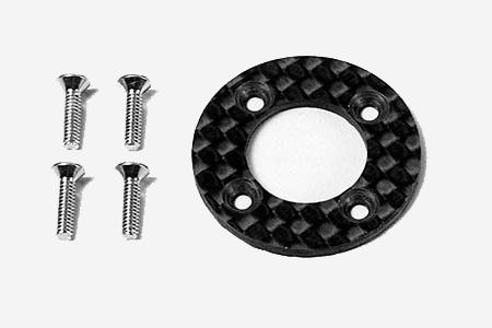 Tamiya - Tbevo3 One Way Ring Gear Plate # 53626