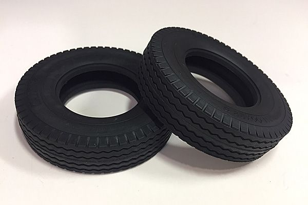 Tamiya - Tire for 56301 Truck (2Pcs.) # 9805456