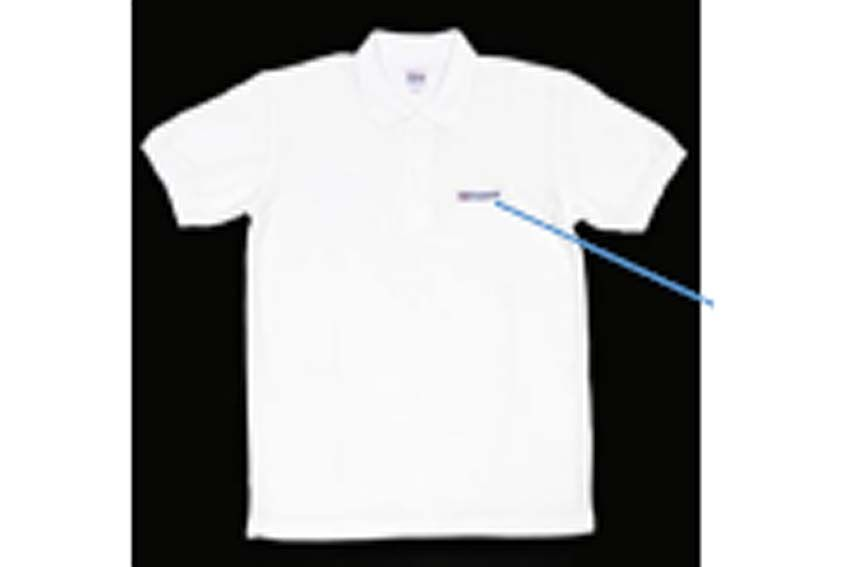 Tamiya - White Polo Shirt # 66697