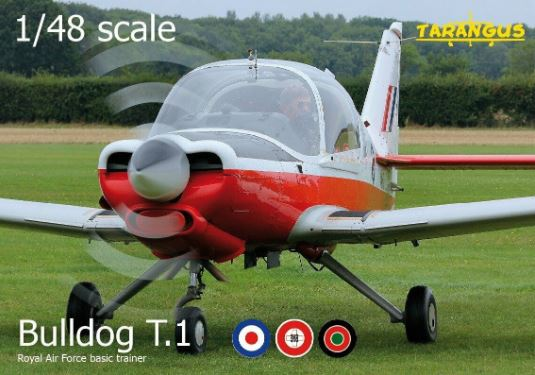 Tarangus 1/48 Scottish-Aviation T.1 Bulldog # 48006