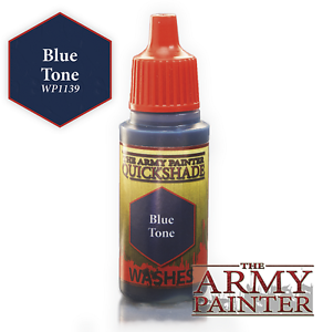 The Army Painter - 18ml Acrylic Blue Tone Ink # 41139