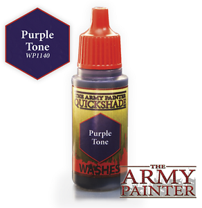 The Army Painter - 18ml Acrylic Purple Tone Ink # 41140