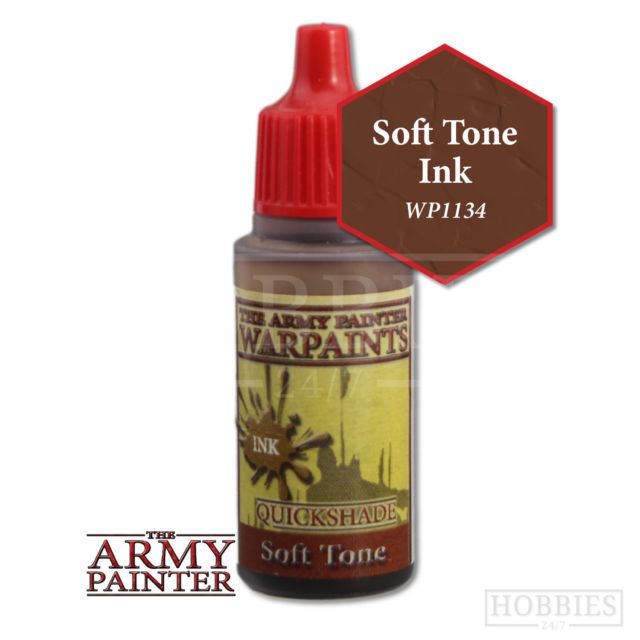 The Army Painter - 18ml Acrylic Soft Tone Ink # 41134