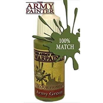 The Army Painter - 18ml Army Green Acrylic Paint # 41110