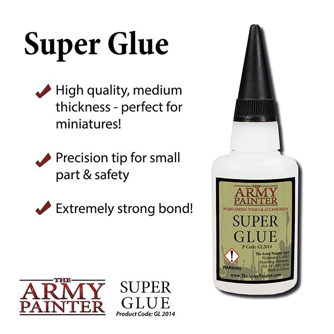 The Army Painter 20g Super Glue # GL2014