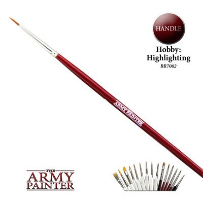 The Army Painter - Highlighting Hobby Brush (BR7002) # 41211