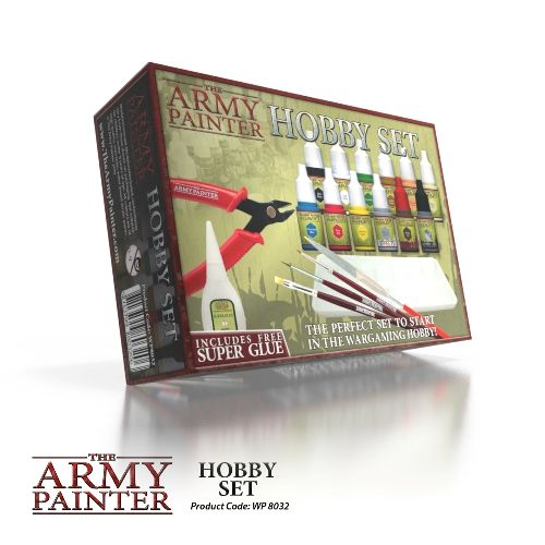 The Army Painter - Hobby Set 2019 # WP8032