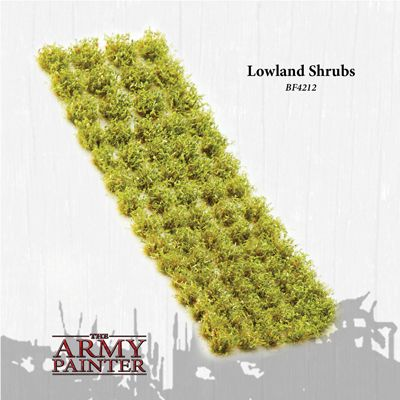 The Army Painter - Lowland Shrubs (BF4232) # 44137