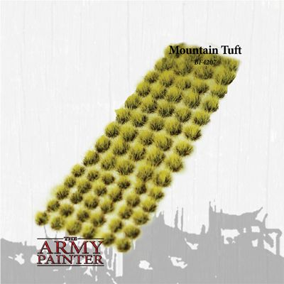 The Army Painter - Mountain tuft (BF4227) # 44136