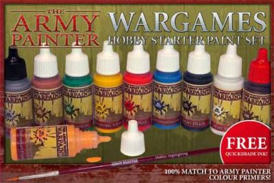 The Army Painter - Starter Acrylic Paint Set # 41202
