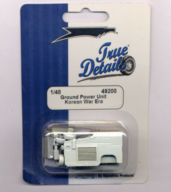 True Details 1/48 Ground Power Unit (Korean War Era) # 49200