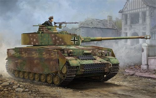 Trumpeter 1/16 Pz.Kpfw.IV Ausf.J German Medium Tank # 00921