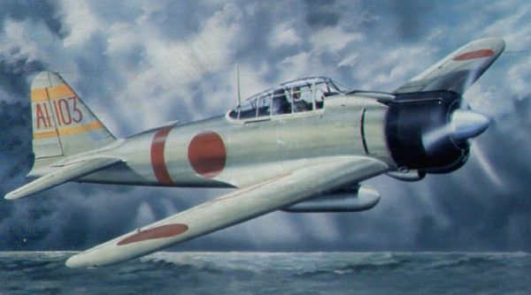 Trumpeter 1/24 Mitsubishi A6M2b Model 21 'Zero' Fighter # 02405