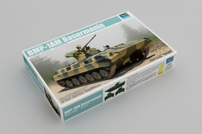 Trumpeter 1/35 BMP-1AM Basurmanin # 09572