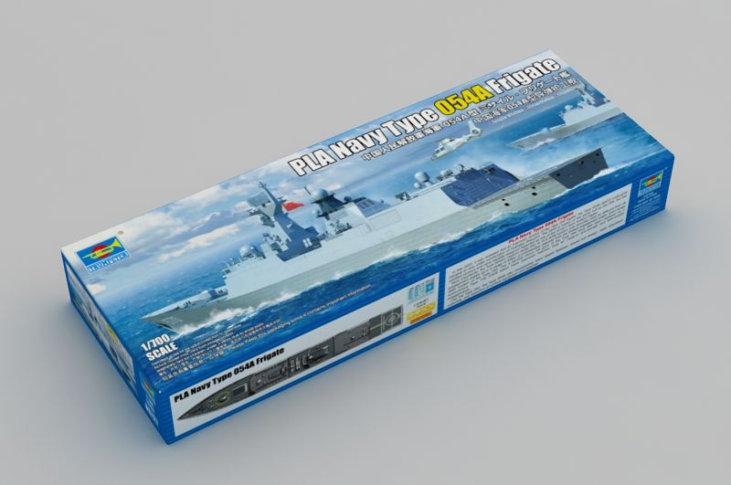 Trumpeter 1/700 PLA Navy Type 054A Frigate # 06727