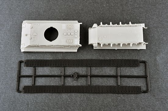 Trumpeter 1/72 German E-75 (75-100 tons)/Standardpanzer # 07125