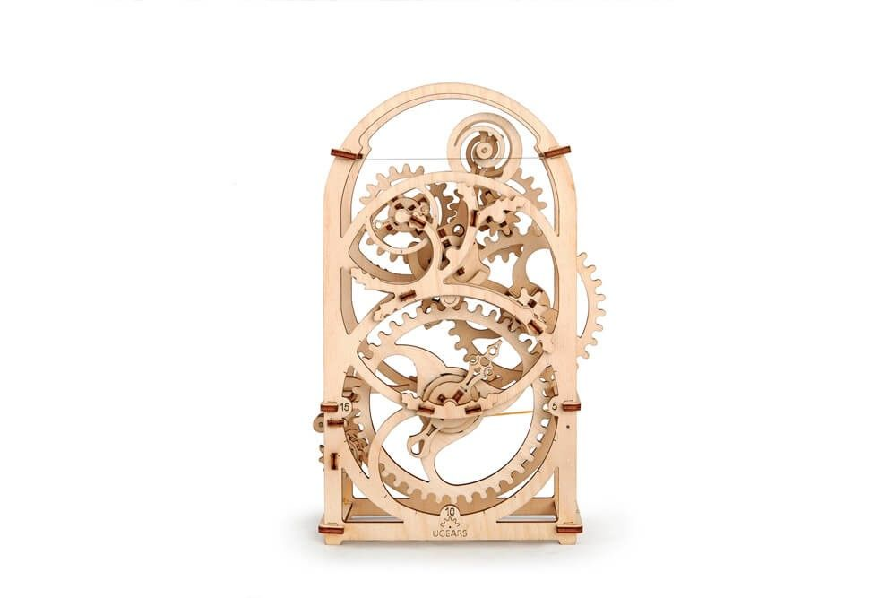 UGears Mechanical Model - Wooden Timer for 20 Minutes # 70004