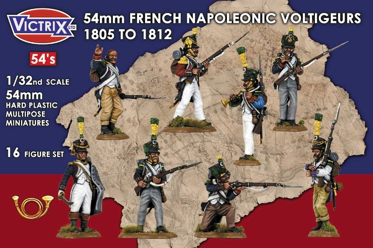 Victrix 1/32 54mm French Napoleonic Grenadiers 1805 to 1812 # VX