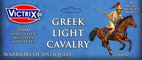 Victrix 28mm Greek Light Cavalry # VXA032