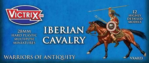 Victrix 28mm Iberian Cavalry # VXA023