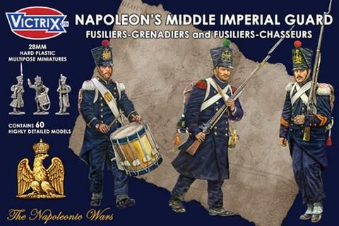 Victrix 28mm Napoleon's Middle Imperial Guard # VX0016