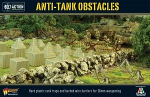 Warlord Games 28mm Anti-Tank Obstacles # WG-TER-39