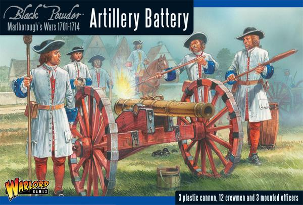 Warlord Games 28mm Artillery Battery # 302015006